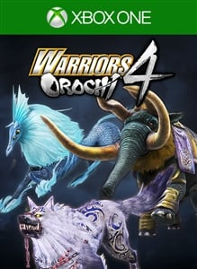 WARRIORS OROCHI 4: Special Mounts Pack