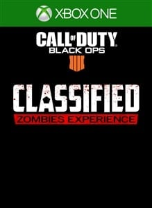 "Call of Duty: Black Ops 4 - ""Classified"" Zombies Experience"