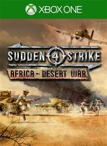 Sudden Strike 4: Africa - Desert War