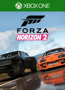 Forza Horizon 2 Fast & Furious Car Pack