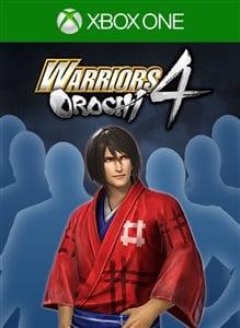 WARRIORS OROCHI 4: Legendary Costumes Samurai Warriors Pack 2