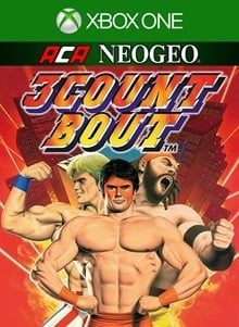 ACA NEOGEO 3 COUNT BOUT
