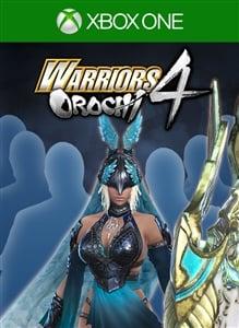 WARRIORS OROCHI 4: Legendary Costumes OROCHI Pack 3