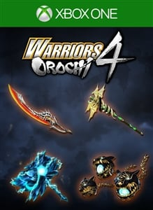 WARRIORS OROCHI 4: Sacred Treasures Pack