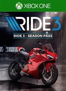 RIDE 3 - Season Pass