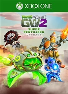 Plants vs. Zombies Garden Warfare 2 Super Fertilizer Upgrade