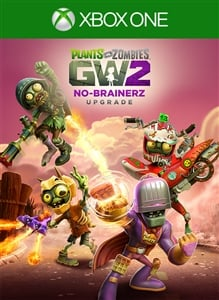 Plants vs. Zombies Garden Warfare 2 No-Brainerz Upgrade