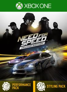 Need for Speed Deluxe Upgrade