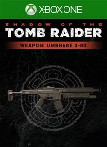 Shadow of the Tomb Raider - Weapon: Umbrage 3-80