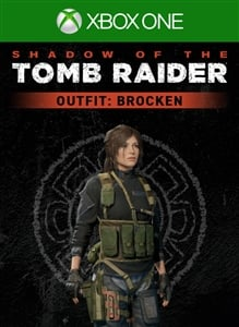 Shadow of the Tomb Raider - Outfit: Brocken