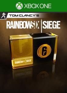 TOM CLANCY'S RAINBOW SIX SIEGE: 16000 (12000 + 4000 bonus) R6 CREDITS
