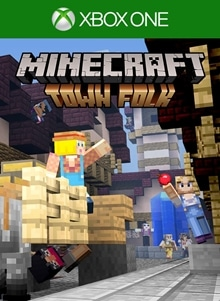 Minecraft Town Folk Skin Pack
