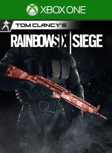 Tom Clancy's Rainbow Six Siege: Ruby weapon skin