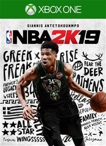 NBA 2K19 + 35,000 VC
