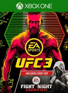 EA SPORTS UFC 3 Standard Fight Night Champion Bundle