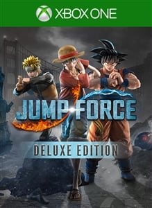 JUMP FORCE - Deluxe Edition Pre-Order Bundle