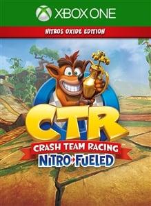 Crash Team Racing Nitro-Fueled - Nitros Oxide Edition