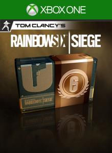 TOM CLANCY'S RAINBOW SIX SIEGE: 600 R6 CREDITS