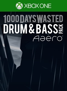Aaero 1000DaysWasted: Drum & Bass Pack