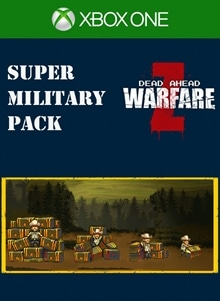 DEAD AHEAD:ZOMBIE WARFARE DLC Super Military Pack