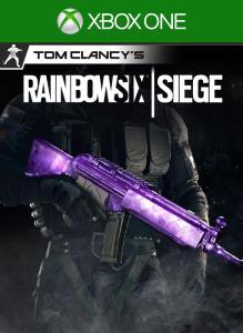 Tom Clancy's Rainbow Six Siege : Amethyst Weapon Skin
