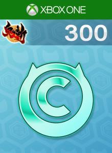 300 OnigiriCoins