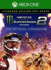 Monster Energy Supercross 2 - Pre-order
