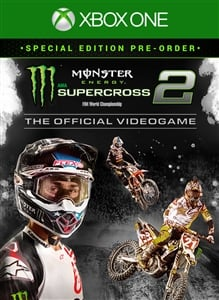 Monster Energy Supercross 2 - Special Edition Pre-order