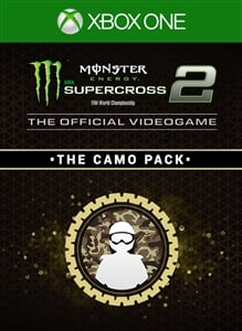 Monster Energy Supercross 2 - The Camo Pack