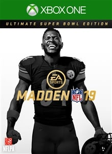 Madden NFL 19: Ultimate Super Bowl Edition
