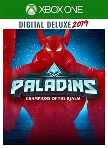 Paladins Digital Deluxe Edition 2019