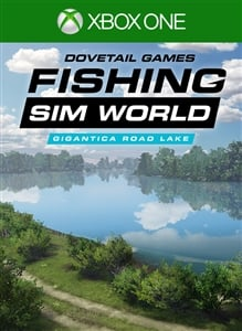 Fishing Sim World: Gigantica Road Lake
