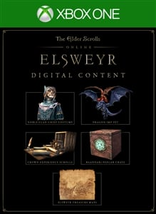 The Elder Scrolls Online: Elsweyr Upgrade on Xbox One