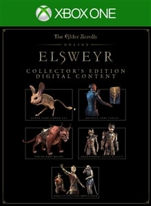 The Elder Scrolls Online: Elsweyr Collector's Edition Content