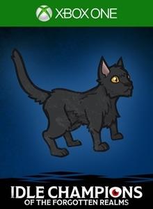 Black Cat Familiar