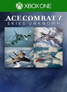 ACE COMBAT 7: SKIES UNKNOWN - F-4E Phantom II + 3 Skins