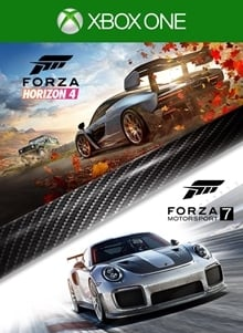 Forza Horizon 4 and Forza Motorsport 7 Bundle