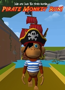 Pirate Monkey Run!