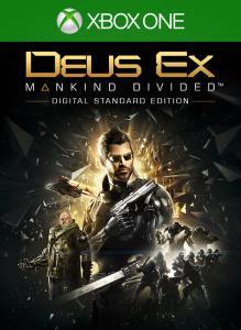 Deus Ex: Mankind Divided - Digital Standard Edition