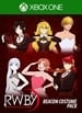 RWBY: Grimm Eclipse - Beacon Costume Pack