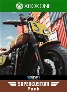 RIDE 3 - Supercustom Pack