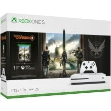 Xbox One S Tom Clancy's The Division 2 (1TB) – Xbox One