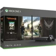 Xbox One X Tom Clancy's The Division 2 Bundle (1TB) – Xbox One