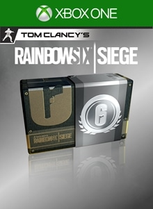 TOM CLANCY'S RAINBOW SIX SIEGE: 1200 R6 CREDITS