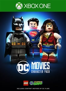 LEGO DC Super-Villains DC Movies Character Pack