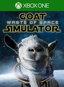 Goat Simulator Waste Of Space DLC