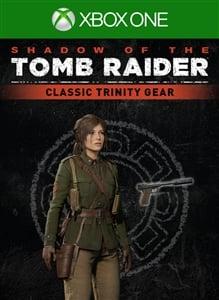Shadow of the Tomb Raider - Gear : Classic Trinity
