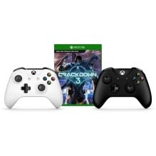 Crackdown 3 + Xbox Wireless Controller Bundle