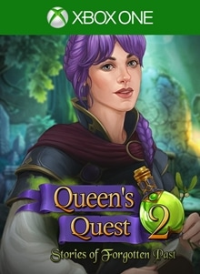 Queen's Quest 2: Stories of Forgotten Past (Xbox One Version)