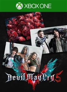 Devil May Cry 5 Deluxe Edition Pre-order Bundle